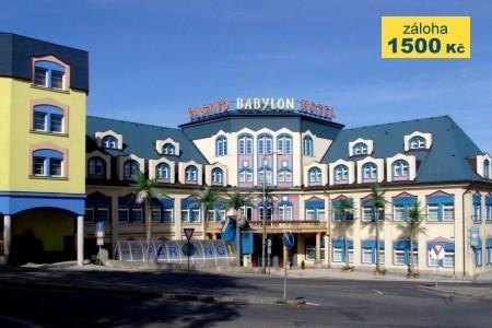 Wellness Hotel Babylon - v květnu