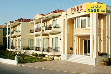 Park Hotel - u moře