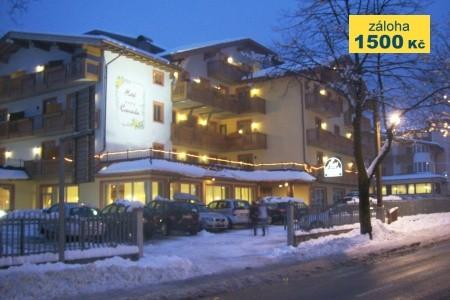 Hotel Canada - v lednu