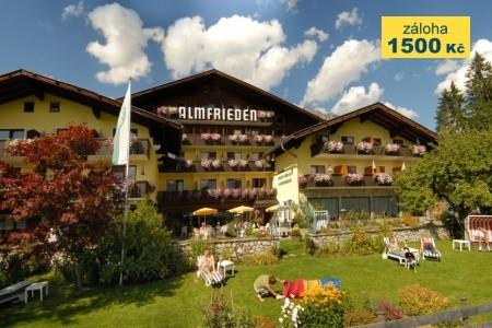 Hotel & Romantikchalet Almfrieden