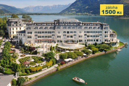 Grand Hotel Zell Am See - Last Minute a dovolená