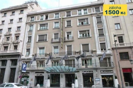 Hotel Regina Snídaně