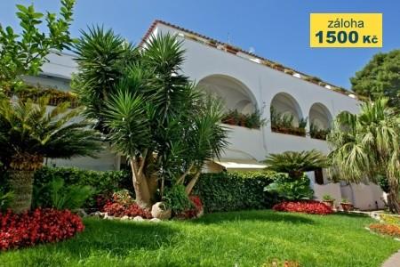 Villa Sanfelice - letní dovolená