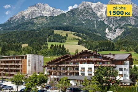 Hotel Salzburgerhof S Bazénem – Leogang