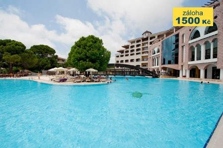 Sirene Belek Hotel - Last Minute a dovolená