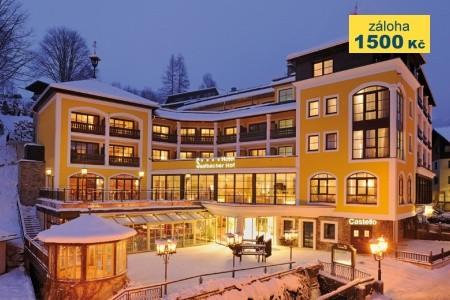 Hotel Saalbacher Hof - v červnu