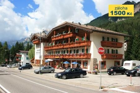 Dovolená v oblasti Itálie, Val di Fassa e Carezza, hotel Hotel Rododendro
