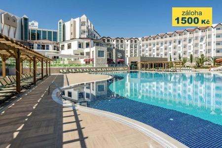 Arcanus Side Resort - v červenci