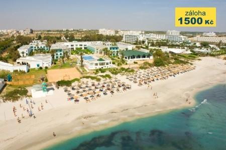 Hotel El Mouradi Cap Mahdia - Last Minute a dovolená