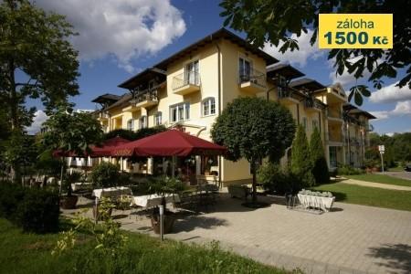 Hotel Xavin 4* Wellness, Harkány - letní dovolená
