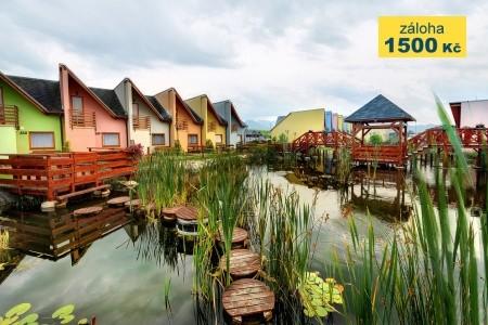 Holiday Village Tatralandia - v září