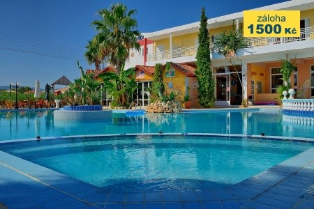 Ikaros - letecky all inclusive