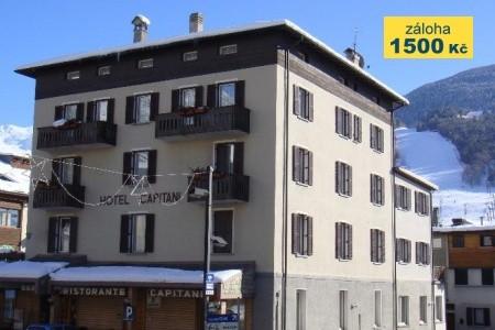 Hotel Capitani*** - v prosinci