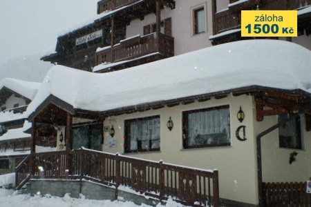 Hotel Villa Emma*** - v prosinci