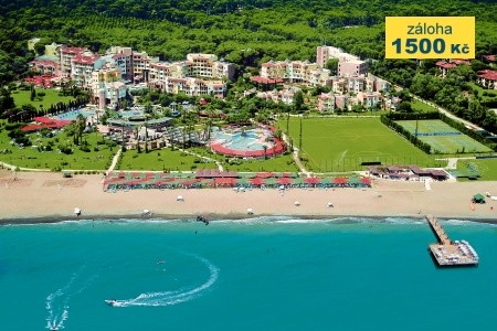 Hotel Limak Arcadia Golf & Sport Resort