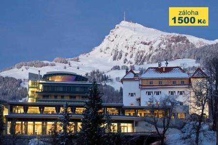 Hotel Schloss Lebenberg ****s. - v srpnu