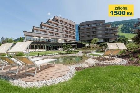 Falkensteiner Hotel Schladming Polopenze