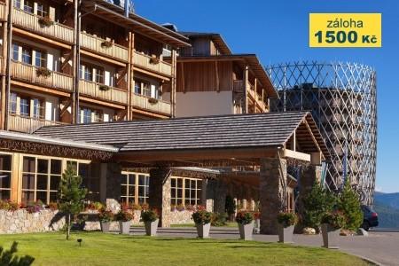 Falkensteiner Hotel Cristallo Plná penze