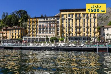 Hotel Britannia Excelsior Pig- Cadenabbia / Lago Di Como - Last Minute a dovolená