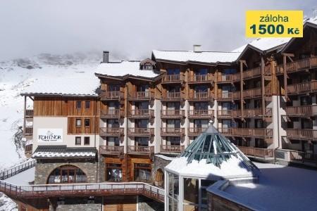 Hotel Koh-I Nor Val Thorens Snídaně
