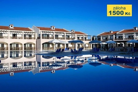 Roda Beach Resort - all inclusive