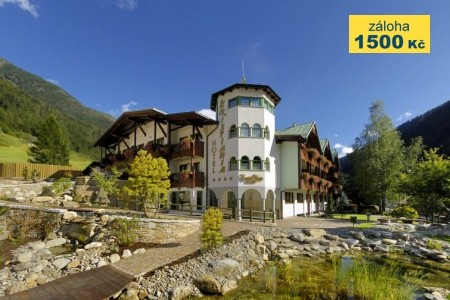 Alpin Wellness Hotel Kristiania S Bazénem - Cogolo Di Peio - wellness