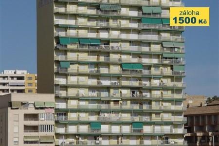Oropesa Del Mar / Apartmány Grimaca - apartmány