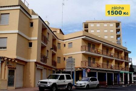 Oropesa Del Mar / Apartmány Playa Parada - Last Minute a dovolená