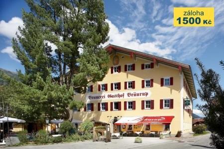 Hotel Bräurup – Mittersill Polopenze