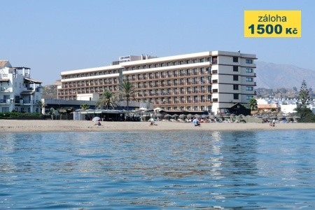 Vik Grand Hotel Costa Del Sol Mijas - v březnu