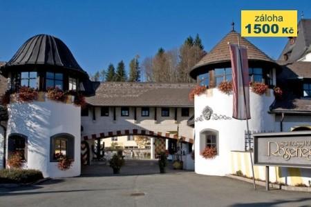Hotel Rosenegg Ve Fieberbrunnu Polopenze