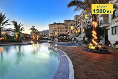 Hotel Spa Benalmadena Palace - lázně