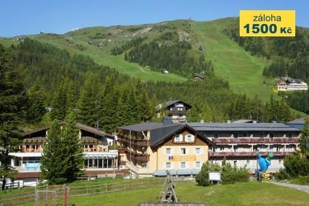Familienhotel Hinteregger - jarní dovolená