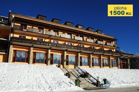 Hotel Alpenhof Semmering Polopenze