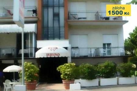 Lido Di Jesolo, Hotel Rubino** - hotel