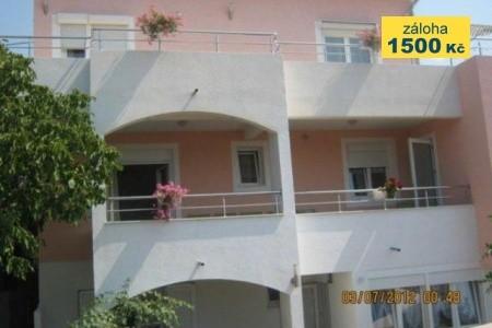 Apartmány 1350-530 - ubytování v soukromí