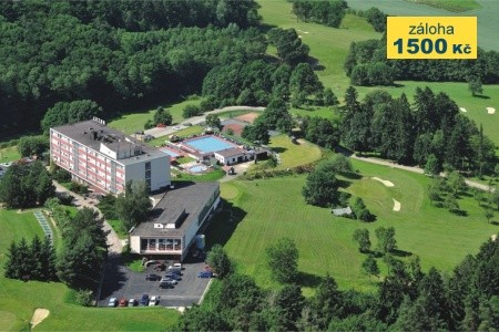 Hotel Lázně Kostelec - letní dovolená