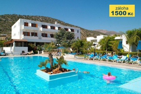 Smartline Kyknos Beach Hotel & Bungalows All Inclusive First Minute