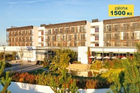 Termální Hotel Spa Laa****s - termální lázně