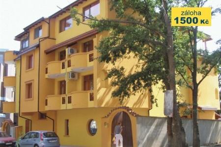 Hotel Mořské Legendy, Bulharsko, Kiten
