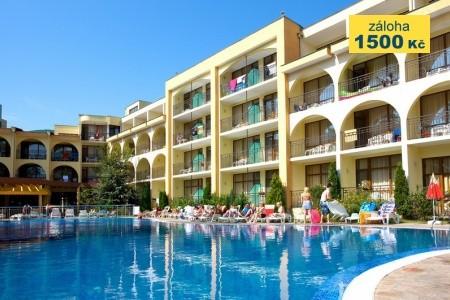 Yavor Palace - dovolená