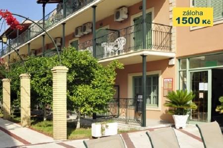 Aparthotel Philippos - letní dovolená