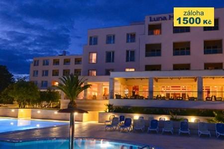 La Luna Island Hotel - luxusní dovolená
