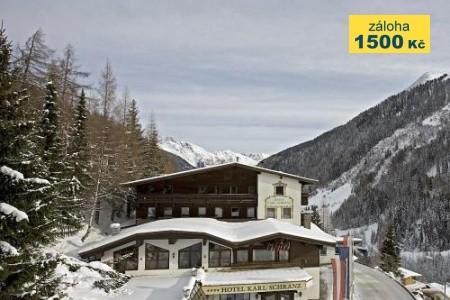 Ski Arlberg - Bez Nočního Přejezdu - Špičkové Středisko