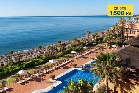 Gran Hotel Elba Estepona Snídaně