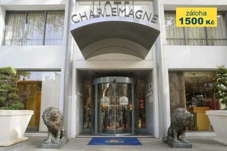 Best Western Hotel Charlemagne Snídaně
