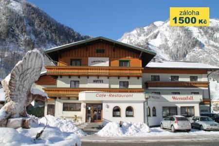 Skicirkus Saalbach - Hinterglemm, Fusch And Der Glocknerstrasse, Hotel Wasserfall***