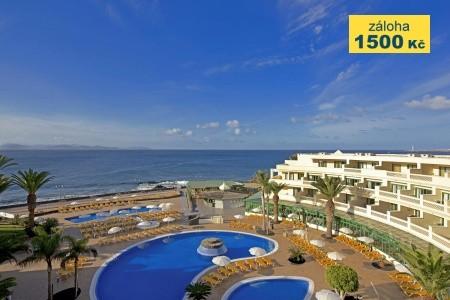 Hotel Iberostar Lanzarote Park - v září