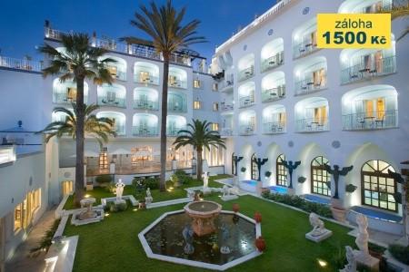 Terme Manzi Hotel & Spa - termály