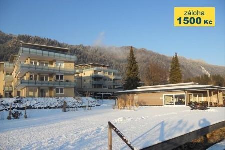 Aparthotel Legendär Ve Steindorf Am Ossiacher See